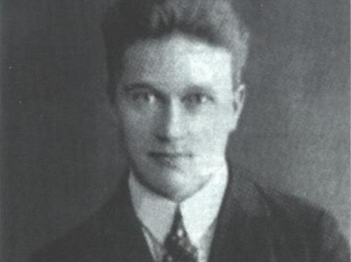 Retrato de Arndt Pekurinen